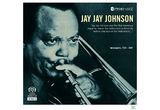 J.J. Johnson - Supreme Jazz - (SACD Hybrid)