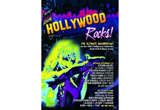 VARIOUS - Hollywood Rocks - (CD)