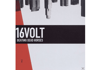 16 Volt - Beating Dead Horses - (CD)
