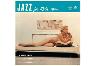 Marty -quintet- Paich - Jazz For Relaxation+4 Bonus Tracks (Ltd.180g VI - (Vinyl)