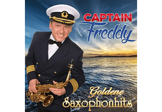 Captain Freddy - GOLDENE SAXOPHONHITS - (CD)