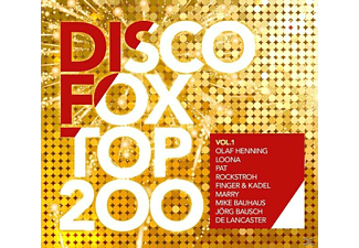 VARIOUS - Discofox Top 200 Vol.1 - (CD)