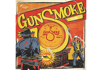 VARIOUS - Gunsmoke 1+2 - (CD)