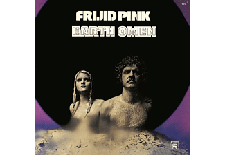 Frijd Pink - EARTH OMEN - (CD)