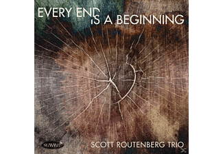 Scott -trio- Routenberg - Every End Is A Beginning - (CD)