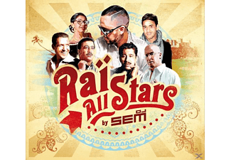 VARIOUS - Rai All Stars - (CD)