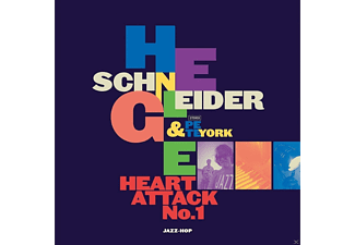 Helge Schneider, Pete York - HEART ATTACK NR.1 - (CD)