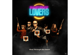 Bullet Proof Lovers - Shot Through The Heart - (CD)