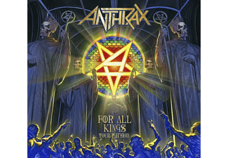 Anthrax - For All Kings-Tour Edition - (CD)