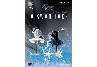 The  Norwegian National Ballet, The Norwegian National Opera Orchestra - A Swan Lake - (DVD)