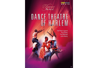 The Danish Radio Symphony Orchestra, The Danish Radio Concert Orchestra - Dance Theatre of Harlem - (DVD)