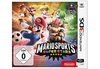 Mario Sports Superstars + amiibo-Karte - Nintendo 3DS