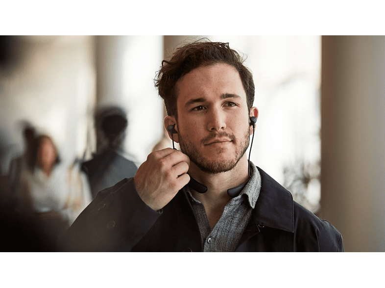 BOSE QC30 aktív zajszűrős fülhallgató gallér kivitelben, fekete