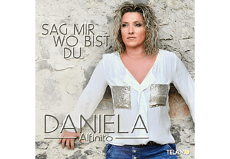 Daniela Alfinito - Sag Mir Wo Bist Du - (CD + DVD Video)