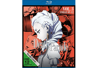 003 - DEATH PARADE (+SAMMELSCHUBER/LIMITED ED.) - (Blu-ray)