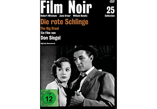 Film Noir Collection #25: Die rote Schlinge - (DVD)