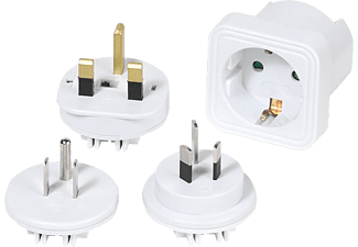 VIVANCO Reseadapter kit, England/USA/Australien - Europa