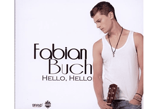 Fabian Buch - Hello, Hello [5 Zoll Single CD (2-Track)]