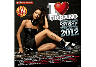 VARIOUS - I Love Urbano 2012 - (CD)
