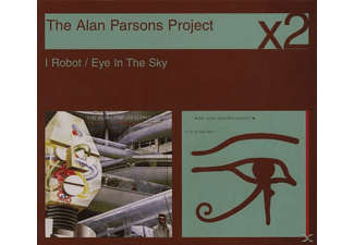 The Alan Parsons Project - Eye In The Sky/I Robot - (CD)