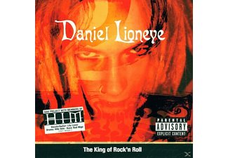 Daniel Lioneye - THE KING OF ROCK AND ROLL [CD]
