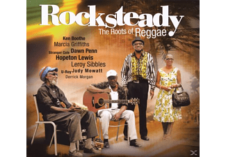 VARIOUS - Rocksteady - The Roots of Reggae - (CD)