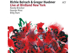 Beirach/Hübner - Live At Birdland New York - (CD)