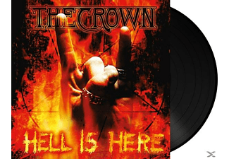 The Crown - Hell Is Here - (Vinyl)