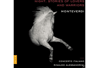 Concerto Italiano - Night,Stories Of Lovers And Warriors - (CD)
