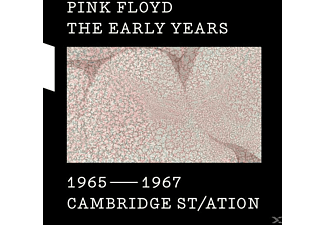 Pink Floyd - 1965-1967 CAMBRIDGE ST/ATION - (CD + Blu-ray Disc)
