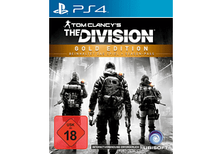 Tom Clancy's: The Division - Gold Edition - PlayStation 4
