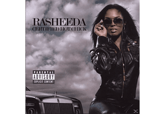 Rasheeda - Certified Hot Chick - (CD)
