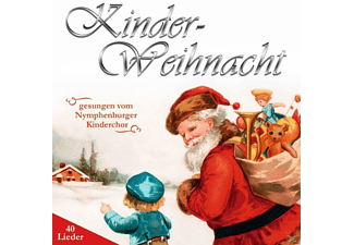 Nymphenburger Kinderchor - Kinder-Weihnacht - (CD)