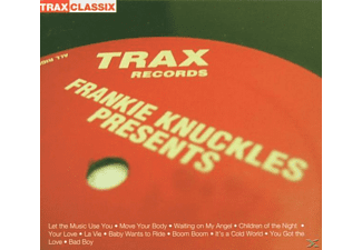 Frankie Knuckles - Presents His Greatest Hits Fro - (CD)