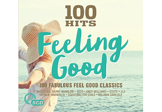 VARIOUS - 100 Hits-Feeling Good - (CD)