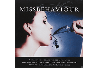 VARIOUS - Missbehaviour - (CD)