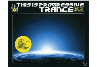 VARIOUS - This Is Progressive Tranc - (CD + DVD)