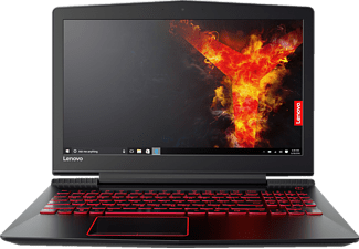 LENOVO Legion Y520, Gaming-Notebook mit 15.6 Zoll Display, Core™ i7 Prozessor, 16 GB RAM, 2 TB HDD, 256 GB SSD, GeForce GTX 1050 Ti, Schwarz