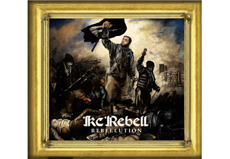 KC Rebell - Rebellution (Premium Edition) - (CD + DVD)