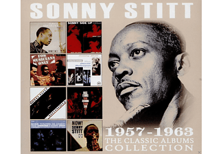 Sonny Stitt - The Classic Albums Collection 1957-1963 - (CD)