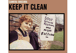 Camera Obscura - Keep It Clean (25th Elefant Anniversary Reissue) - (Vinyl)
