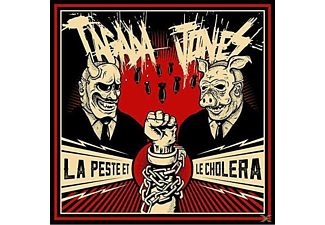 Tagada Jones - La peste et le cholera - (CD)