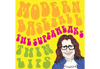 "Modern Baseball, Thin Lips - Split 7"" - (Vinyl)"