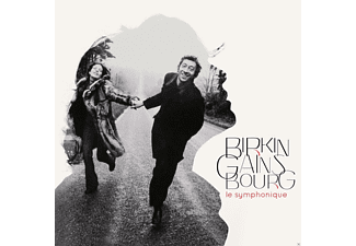 Jane Birkin - Birkin/Gainsbourg:Le Symphonique - (CD)