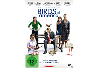 Birds of America - (DVD)
