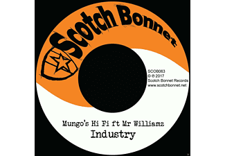 Mr Williamz, Mungos Hi Fi - industry - (Vinyl)