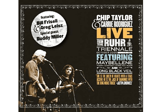 Chip Taylor, Carrie Rodriguez - Live From The Ruhr Triennale - (CD)