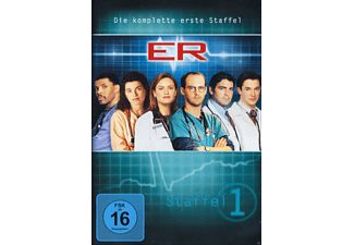 E.R. - Emergency Room - Staffel 1 [DVD]