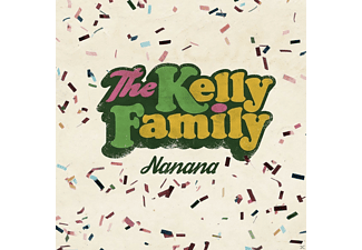 The Kelly Family - NANANA (2-TRACK) - (5 Zoll Single CD (2-Track))