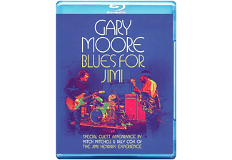 Gary Moore - Blues For Jimi (Bluray) - (Blu-ray)